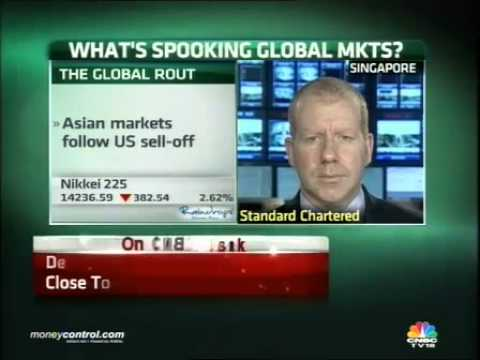 Upbeat on US mkts, will buy on dips says StanChart's Brice