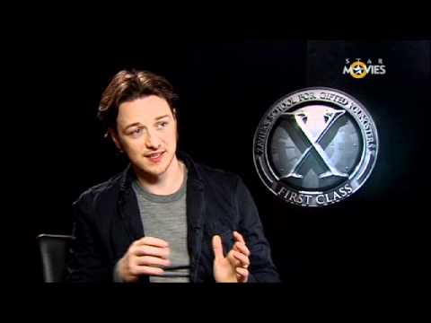 STAR Movies VIP Access: X-Men: First Class - James McAvoy