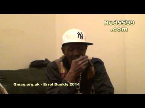 Errol Dunkley interview by Gmag.org.uk