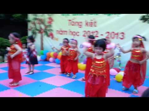 Alibaba - Các bé 3 tuổi