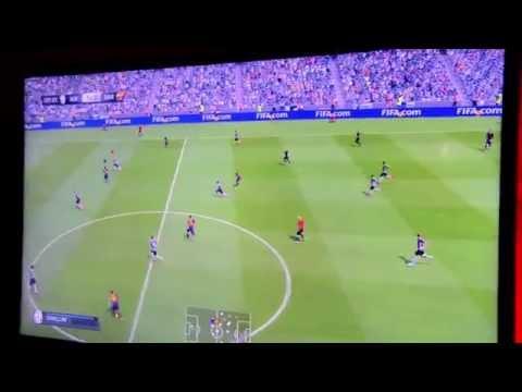 FIFA 15 Эксклюзивный геймплей FIFA 15 (Ignite) на E3