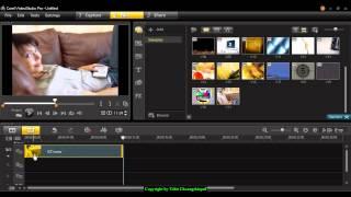 การตัดต่อวิดีโอเบื้องต้น EditingClip