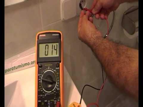 Polo a tierra nueva tecnologia new phim video clip for Instalar toma de tierra