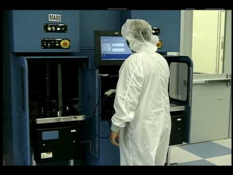 IBM 300mm chip Mfg plant Tour semi-conductor