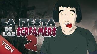 """LA FIESTA DE LOS SCREAMERS 2: """"GMOD MY NIGHTMARE"""""""
