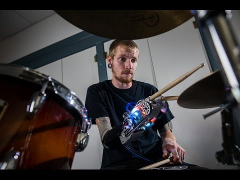 Robotic Drumming Prosthesis