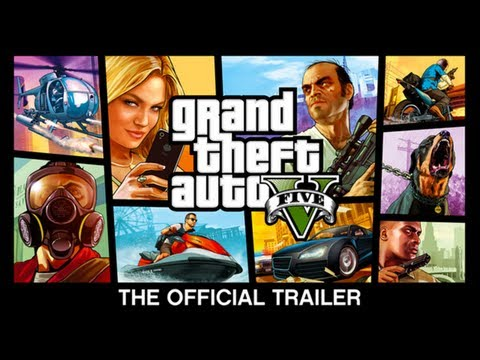 GTA 5 - New Official Trailer on August 29th! (GTA V), Rockstar Games has announced a new trailer for GTA 5! ► Help Me Reach 100k before GTA! http://bit.ly/SubToTG ► Win GTA 5 Collector's Edition from me! http://...