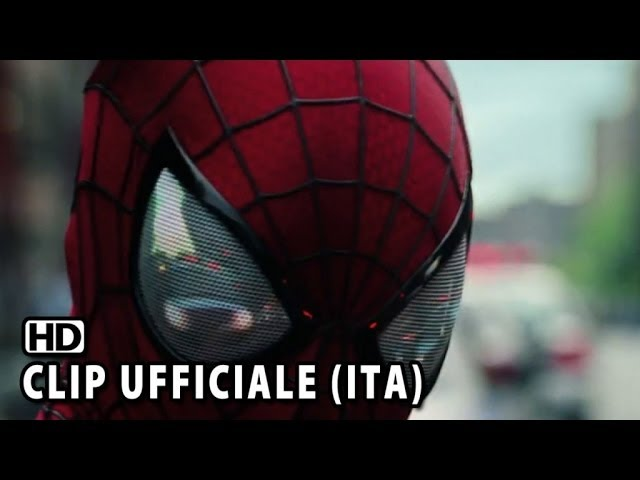 The Amazing Spider-Man 2 Clip Ufficiale in Italiano (2014) HD