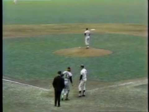 Mickey Mantle 1967 500th Home Run As Aired On Wpix Tv 5