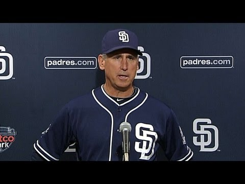 WSH@SD Bud Black on Andrew Cashner's return tonight