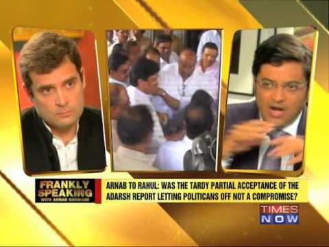 Rahul Gandhi on Ashok Chavan: 'Will punish all corrupt'