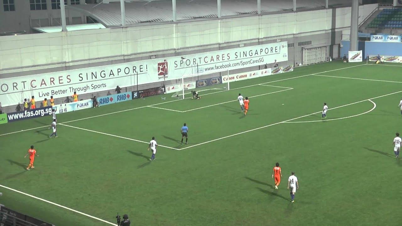 Albirex Niigata FC 1-0 Balestier Khalsa FC