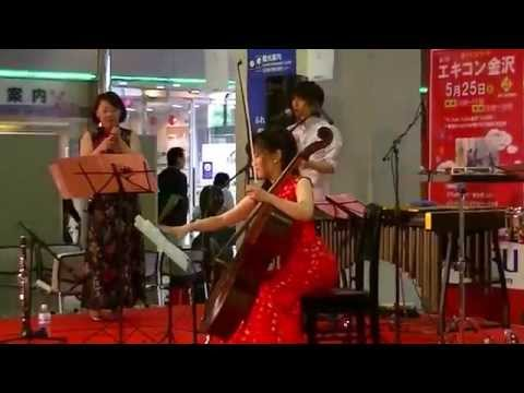 My Adventures in Japan, May, 2014 : Public Concert, Kanazawa