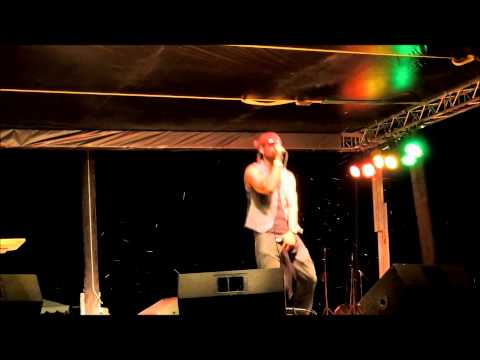 WOSSIE - DALLAS REGGAE FEST 2013 PT.1 {SEP.2013}