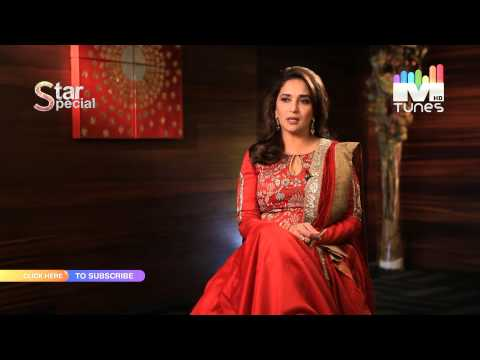 Madhuri Dixit talks about her upcoming film