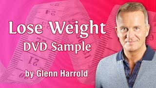 Lose Weight Now Hypnosis DVD By Glenn Harrold