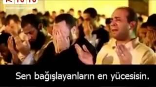 Mısırda Ağlatan Dua Video Seyret
