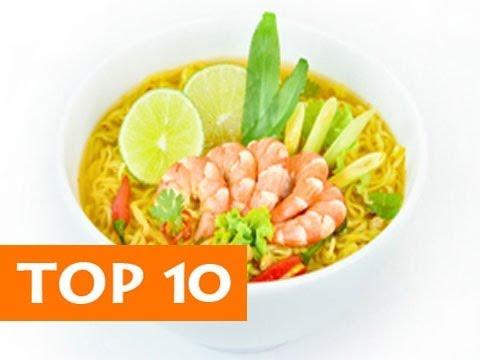 TOP 10 QUẢNG CÁO MÌ TÔM HAY NHẤT MỌI THỜI ĐẠI [HD]