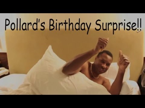 Mumbai Indians - Kieron Pollard's Birthday Surprise [2014]