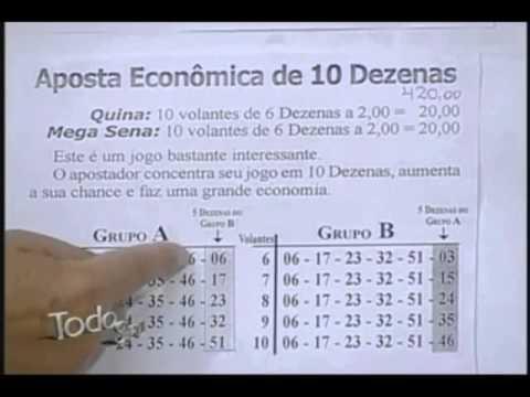 Como Ganhar Na Loteria - Aposta Econômica