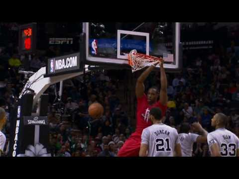 Dwight Howard Finishes Strong Off the Oop - Top NBA Christmas Play #9