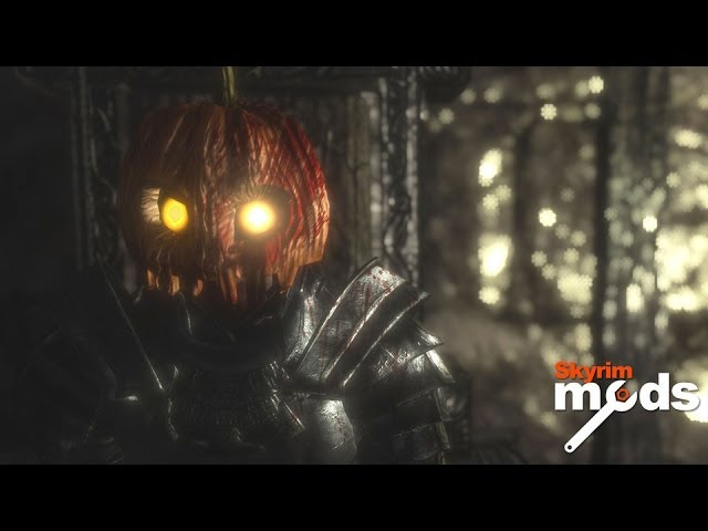 Top 5 Skyrim Mods of the Week - Halloween Special!