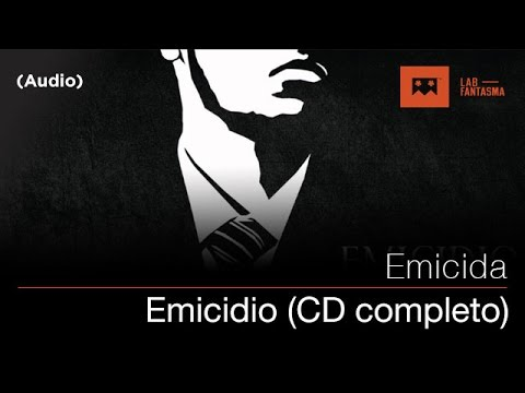 Emicida - Emicidio (CD completo)
