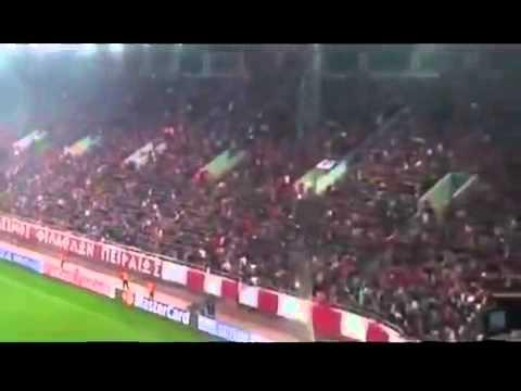 Olympiakos Piraeus vs Manchester United ~ 2 - 0 Goals