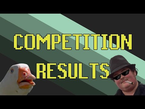 Mememaster420 & Dolan Dark Competition Results