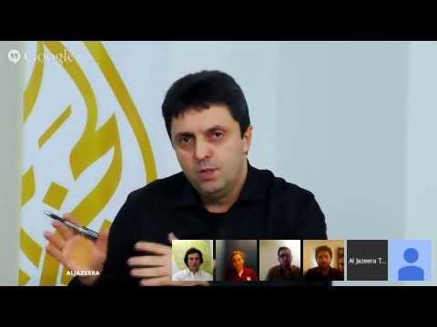 Al Jazeera Turk Google Hangout Canlı Yayını