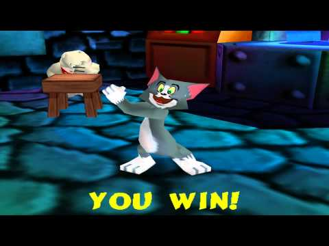 Tom and Jerry Full Episodes English New 2014 Cartoon Movie Games Tom and Jerry - Fists of Fury Kids