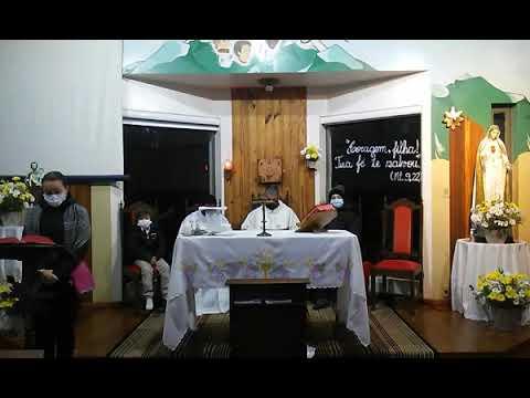 Santa Missa | 09.07.2021 | Sexta-feira | Padre Robson Antônio | ANSPAZ