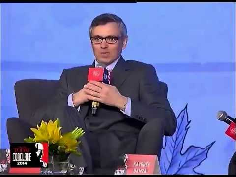 India Today Conclave 2014: Omar Abdullah talks of romance in Jammu and Kashmir