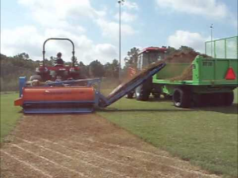 sod removal machine