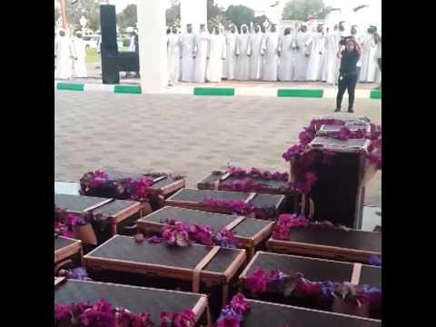 مهر خرافي من الشيخ زايد بن سلطان لابنة ملك البحرين
