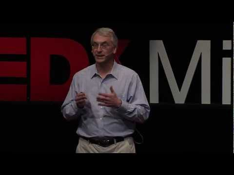 TEDtalk: Joseph Kvedar on delivering Healthcare on an iPhone