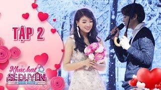 Khúc hát se duyên|tập 2: Đông Sương thích thú với màn tỏ tình đậm chất Hàn Quốc của Jis