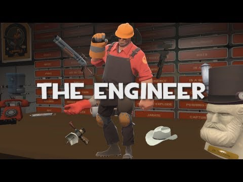 TF2 Review : The Engineer