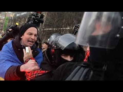 If This Is Happening To Protesters In Ukraine, Imagine What Could Happen In The US