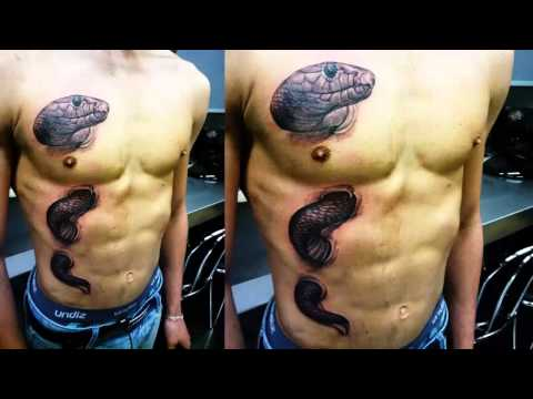 Top 10 Best Tattoos In The World 3d