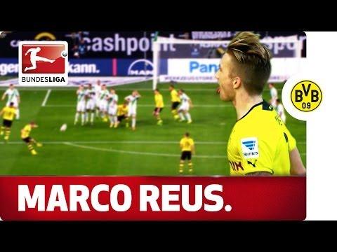 Marco Reus - A Bundesliga Defender's Worst Nightmare