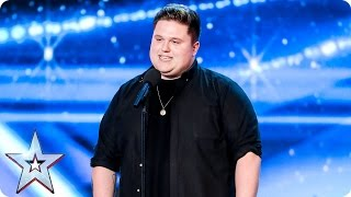 Jamie Lee Harrison saves the day in Blackpool | Auditions Week 5 | Britain's Got Talent 2017