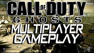 """Call Of Duty: """"Ghosts"""" Multiplayer Gameplay GAMEPLAY COD GHOSTS! - Official Footage HD"""