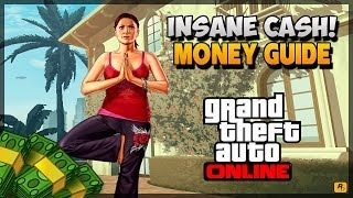 GTA 5 How To Make Money Online Easy Money Making In GTA