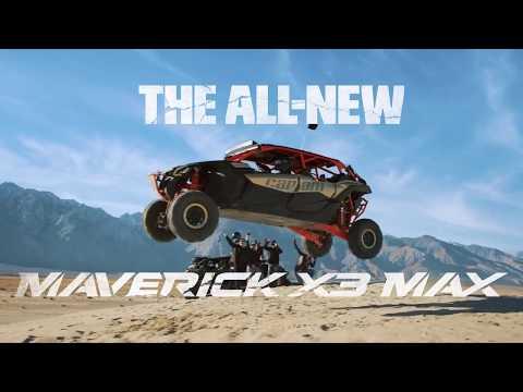 Can-Am Maverick X3 MAX X rs Turbo R '18