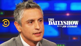Why Hasn't God Settled This Yet?: Daily Show with John Stewart