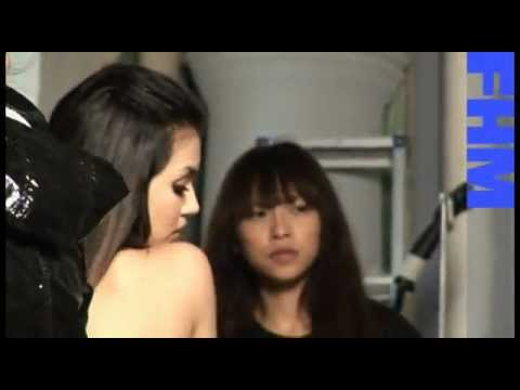Video cận cảnh hậu trường phim nóng của Maria Ozawa