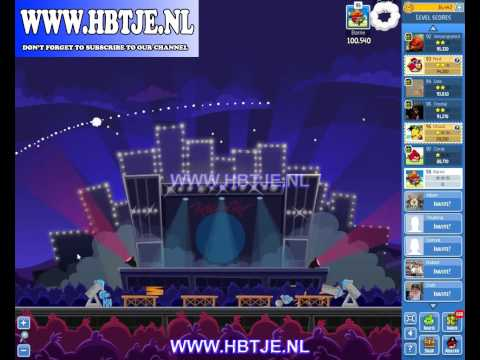 Angry Birds Friends Tournament Level 5 Week 69 (Tournament 5) Rock in Rio no power-ups