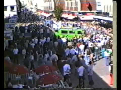 SD:s demonstration i Växjö 1994