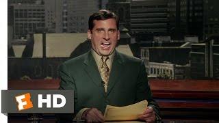Evan's Unique Broadcast Bruce Almighty (6/9) Movie CLIP